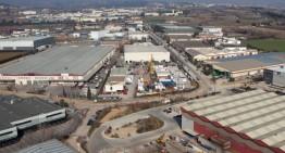 El govern vol acabar les obres d'urbanització dels polígons industrials l'any que ve