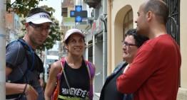 Arriba a l'Alt Maresme i la Selva la Volta Solidària a Catalunya per les Malalties Rares