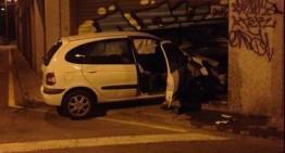 S'encasten 2 cotxes contra comerços a Malgrat en pocs dies