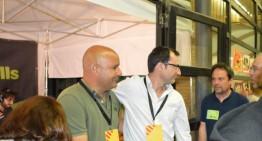 El PSC guanya les eleccions amb 6 regidors i ERC duplica vots i representació
