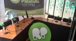 Ràdio Palafolls prepara el programa especial de seguiment del 27S