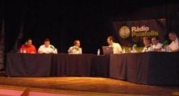 Tot a punt pel debat d'aquest vespre amb els 6 candidats a l'alcaldia de PLF