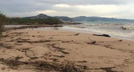 L'Estat portarà sorra al Delta de la Tordera per regenerar les platges