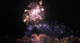 Blanes recupera un 5è dia de focs artificials