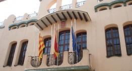 Esquerra de Malgrat demana que es pengi l'estelada al balcó de l'ajuntament