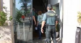 La Guàrdia Civil escorcolla l'ajuntament de Lloret pel pagament de comissions del 3% a CDC