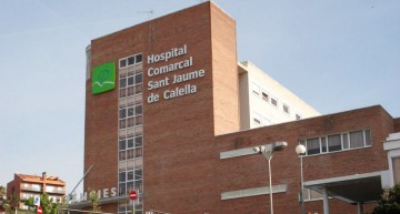 L'Hospital de Calella recupera demà les visites a pacients no Covid