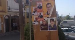 Els partits de PLF organitzen carpes informatives durant la campanya electoral