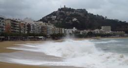 De l'onada de fred a l'alerta pel temporal marítim