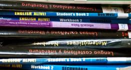 Torna la fira d'intercanvi de llibres de text a Palafolls