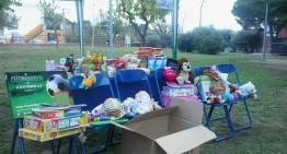 La nova Confraria de PLF s'encarrega enguany de la recollida d'aliments i joguines