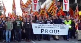 Acord entre Nylstar i sindicats per l'ERO temporal
