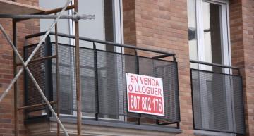 Cau la compravenda d'habitatges a Palafolls durant l'any passat