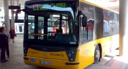 Blanes i Lloret no mancomunaran el servei de transport