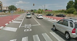 La carretera B-682 entre Malgrat i Lloret, una de les vies amb més concentració d'accidents de Catalunya