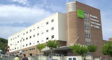 Se suspèn, a partir de demà, l'activitat quirúrgica no urgent de l'Hospital de Calella