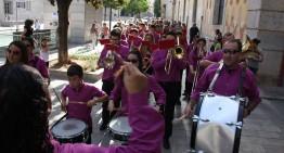 La Banda de PLF interpreta a la fresca els clàssics de la música disco