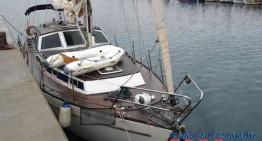 Localitzen fondejat a Blanes un veler sostret a Itàlia