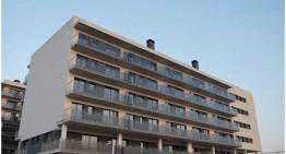 Un 40% dels pisos de nova construcció que hi ha a Mataró estan buits