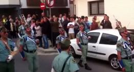 La Generalitat no creu que la desfilada dels Legionaris sigui una manifestació