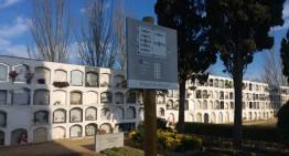 Malgrat no deixa enterrar els difunts a la part més antiga del cementiri