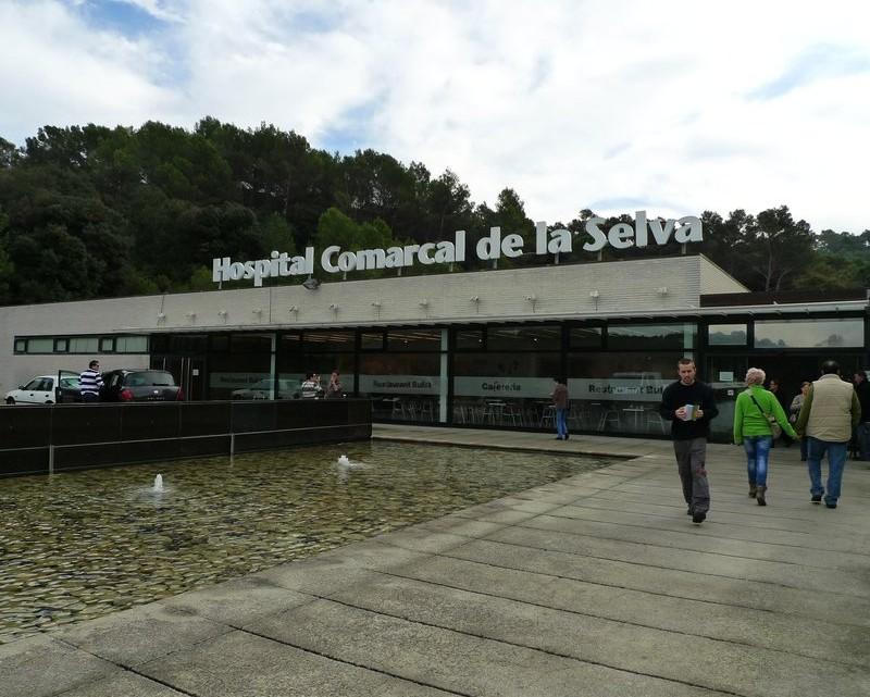 L'Hospital de Blanes també anul·la l'activitat quirúrgica no urgent