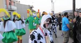 PLF celebra demà la seva rua de Carnestoltes amb 16 colles