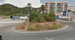 Malgrat farà una nova rotonda, tres vegades més gran, a l'entrada sud del municipi