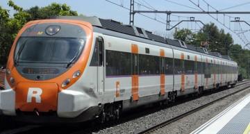 Queixes per l'alta ocupació dels trens del Maresme als caps de setmana