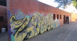 Malgrat gasta 40 mil€ en un any per netejar grafits
