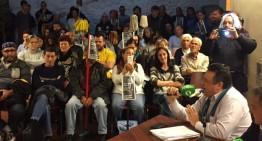 Protestes contra Bermán per les seves declaracions sobre Ada Colau