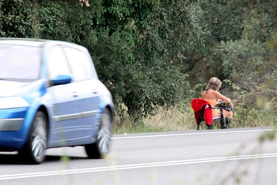 Mas Reixach demana solucions  per la prostitució a la carretera