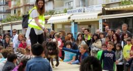 La 7a Desfilada Canina Solidària de Blanes podria propiciar fins a 15 adopcions