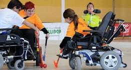 Palafolls serà la seu del Campionat d'Espanya de clubs d'Hockey en cadira de rodes elèctriques