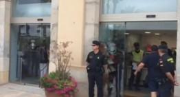 Detinguts el secretari i el tresorer de Lloret