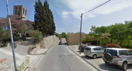 Mesures per moderar la velocitat als carrers de Sant Genís