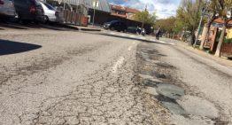 L'Ajuntament preveu reasfaltar alguns carrers del centre