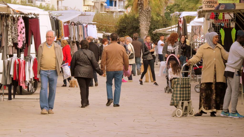 El turisme es reactiva amb el pont de la Puríssima