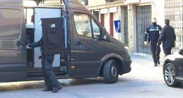 Detenen un home atrinxerat en un pis després de fugir d'un control policial a Tordera