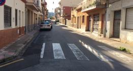 Els veïns de St Lluís valoren positivament la transformació del carrer Folch i Torres