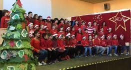 Les Ferreries s'acomiada de les classes amb una cantata