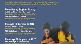 El Campionat d'Espanya de futbol femení sub-21 es disputa a Malgrat i Pineda