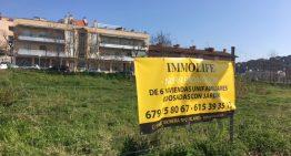 Baixen les transaccions immobiliàries a Palafolls en l'últim any