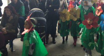 Les escolescomencen la setmana del carnaval