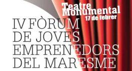 El Fòrum de Joves Emprenedors del Maresme se centrarà en la innovació