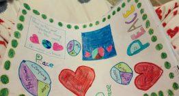 Els nens dels camps de refugiats a Grècia rebran 500 dibuixos malgratencs