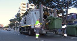Blanes reforçarà el servei de neteja a la zona turística