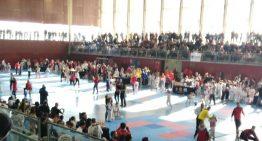 El palafollenc Óscar Bazan, bronze al Campionat de Taekwondo de Catalunya