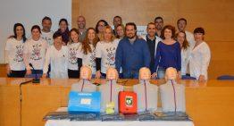 La Corporació de Salut cedeix material per portar la reanimació Cardio Pulmonar a les aules