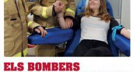 La 3a marató de donació de sang dels Bombers arrencarà a Malgrat